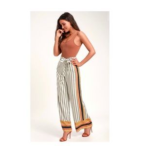 Beautiful and silky wide leg pants